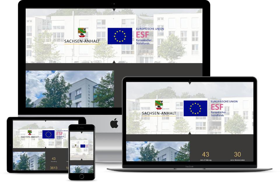 Website Fensterbau Handwerk Webdesign