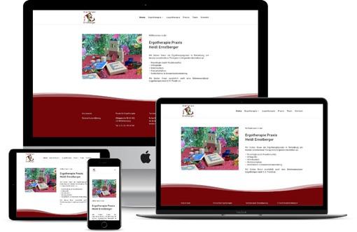 Webdesign Arzt Praxis