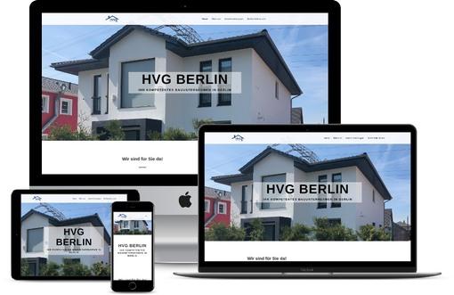 Webdesign Wordpress Bauunternehmen Berlin