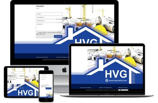Webdesigner Firmenwebsite Template Webdesign