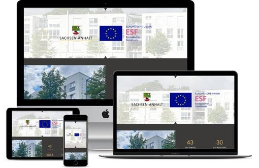 Website Fensterbau Bauelemente Webdesign